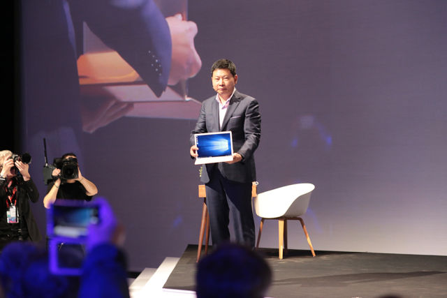 Huawei MateBook now official, guns for Microsoft Surface