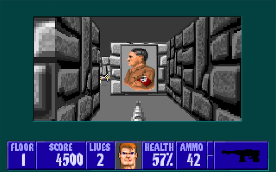 <em>Wolfenstein</em>