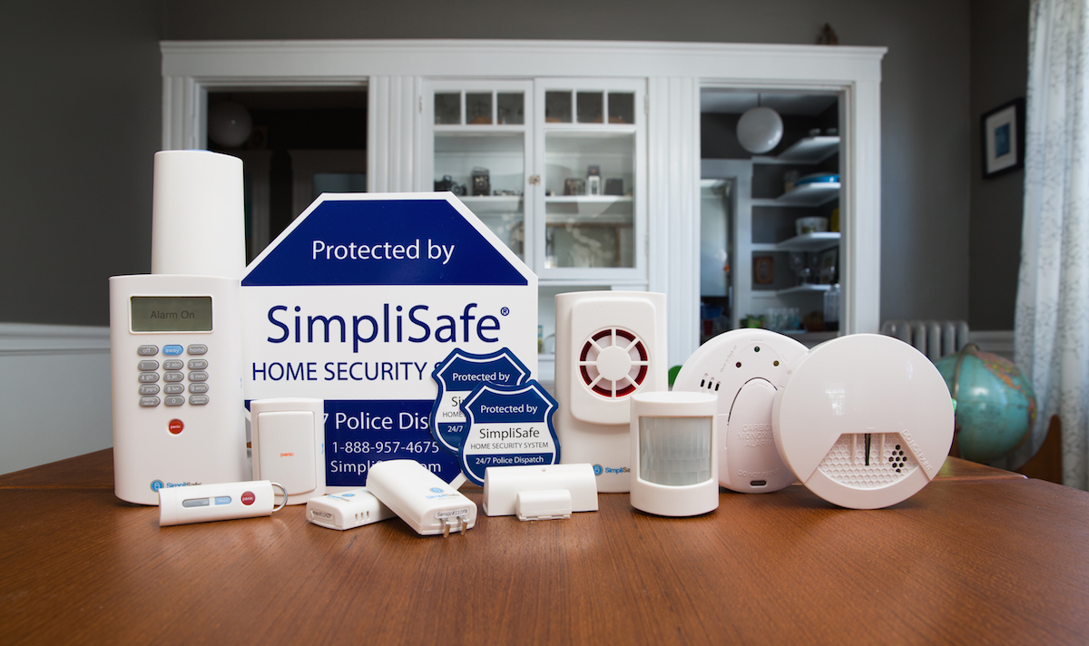 Hopelessly Broken Wireless Burglar Alarm Lets Intruders Go