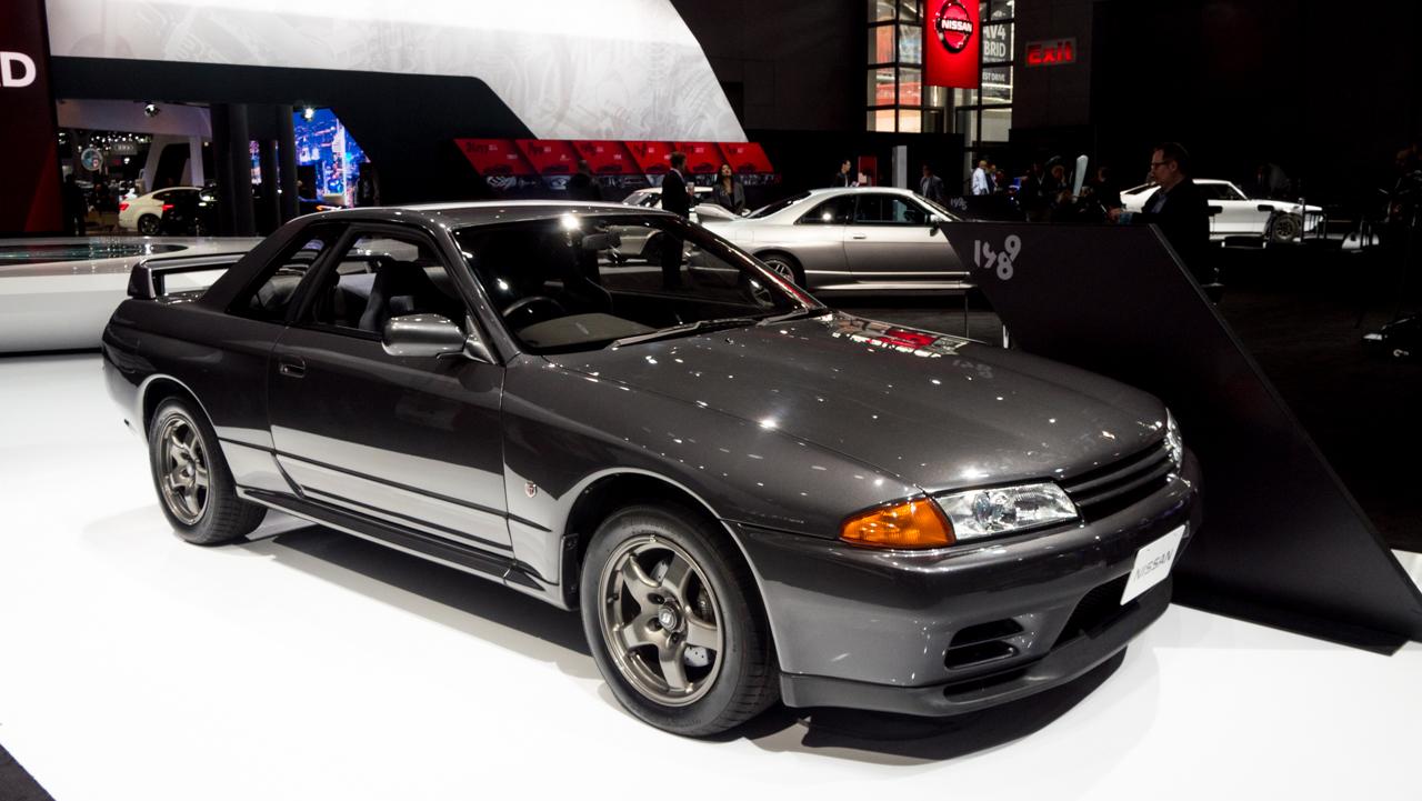 The 2017 Nissan Gt R Is Godzilla Redux Ars Technica
