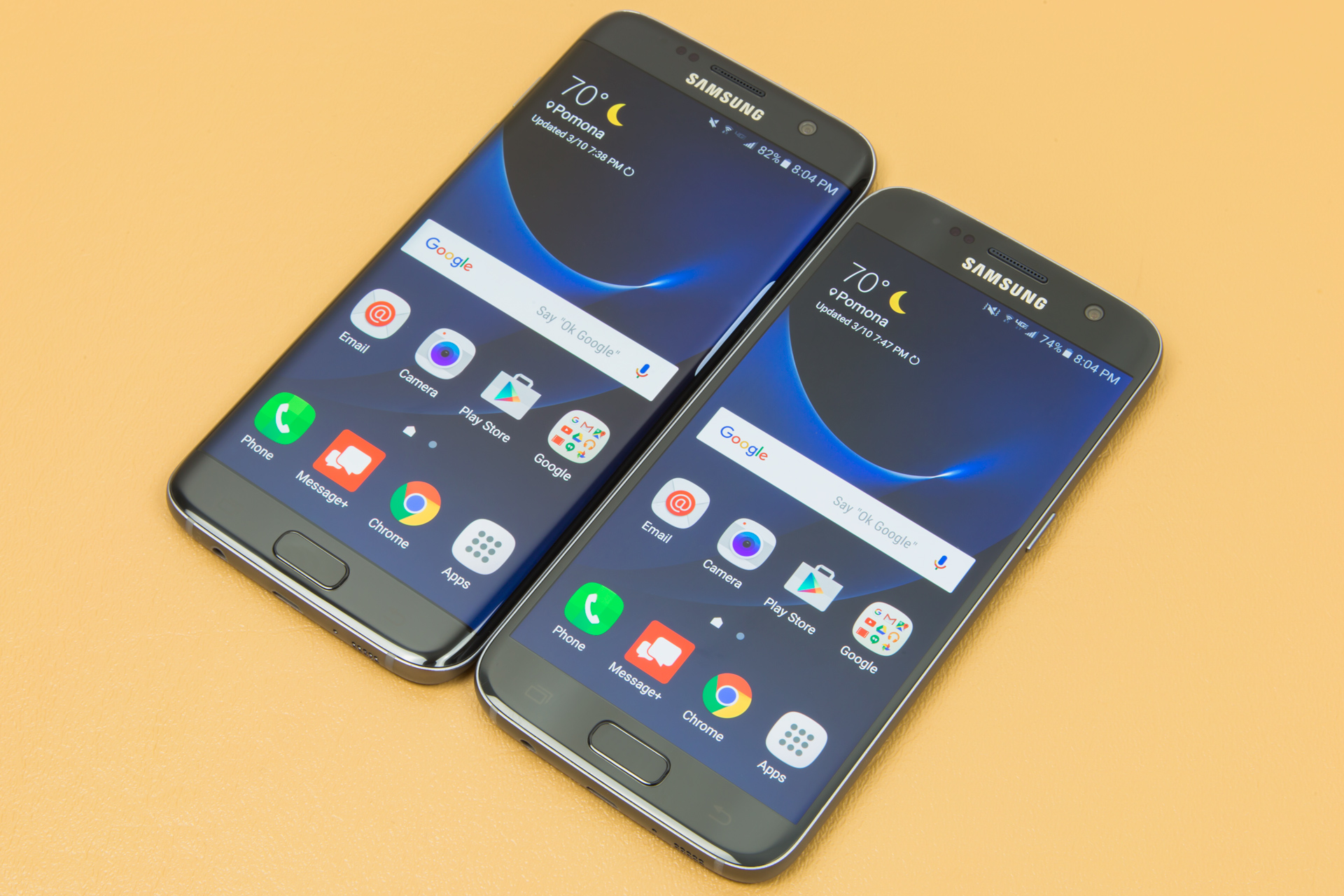 Samsung Galaxy S7 and S7 Edge review: The Galaxy S6 2.0 ...