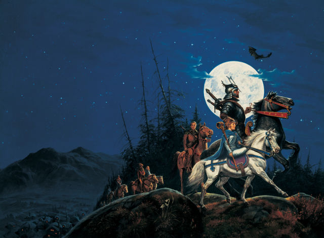 """The Wheel of Time turns… into a """"cutting-edge TV series"""""""