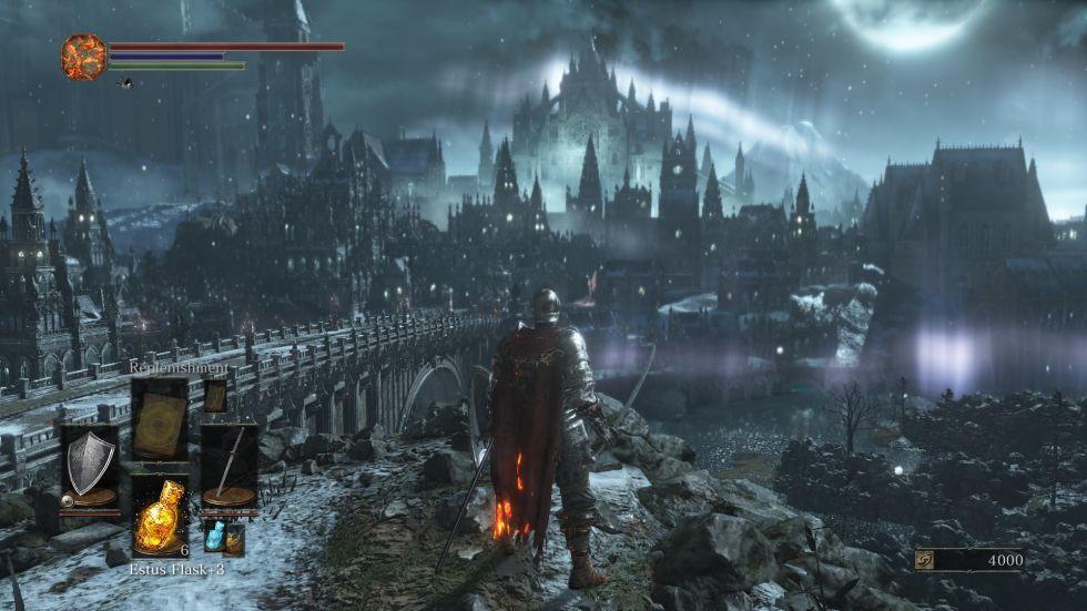 скачать игру с торрента dark souls 3