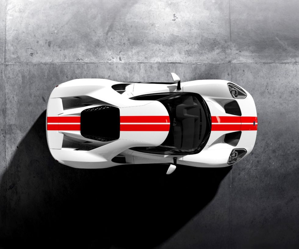 The lucky 500: Applications open for the Ford GT supercar ...