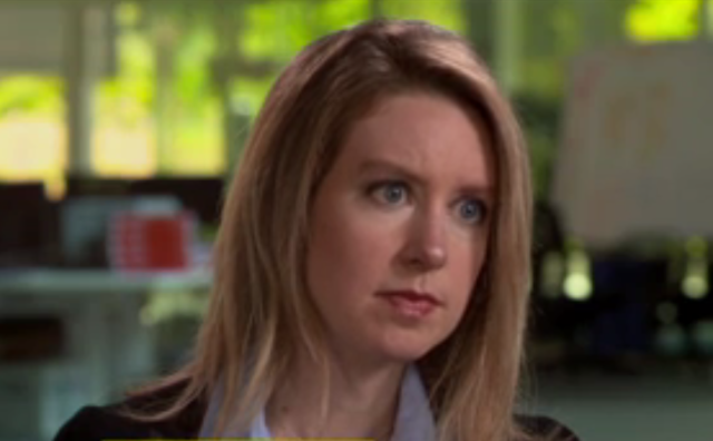 Theranos the subject of criminal investigations