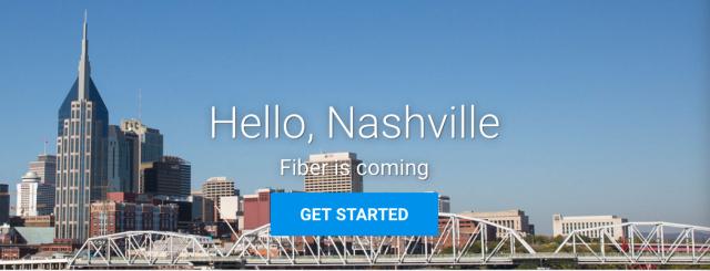 Google Fiber wins vote in Nashville—next step, AT&T to sue city