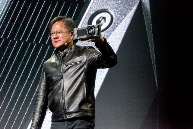 Nvidia unveils Geforce GTX 1080 and insane new technology