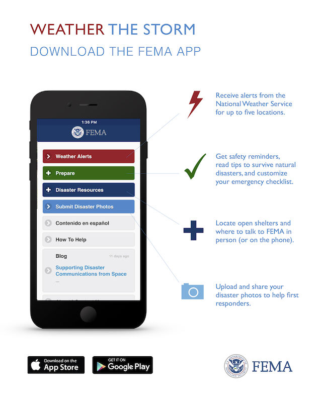 As fires rage emergency responders rely on familiar apps to save