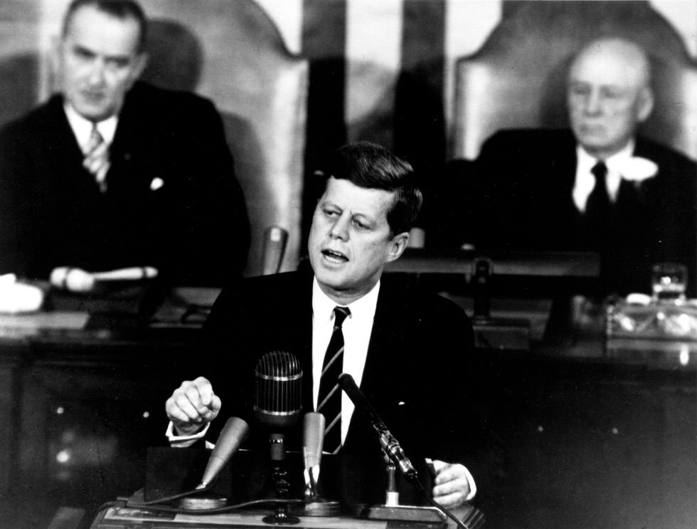 Kennedy's vision for NASA inspired greatness, then stagnation