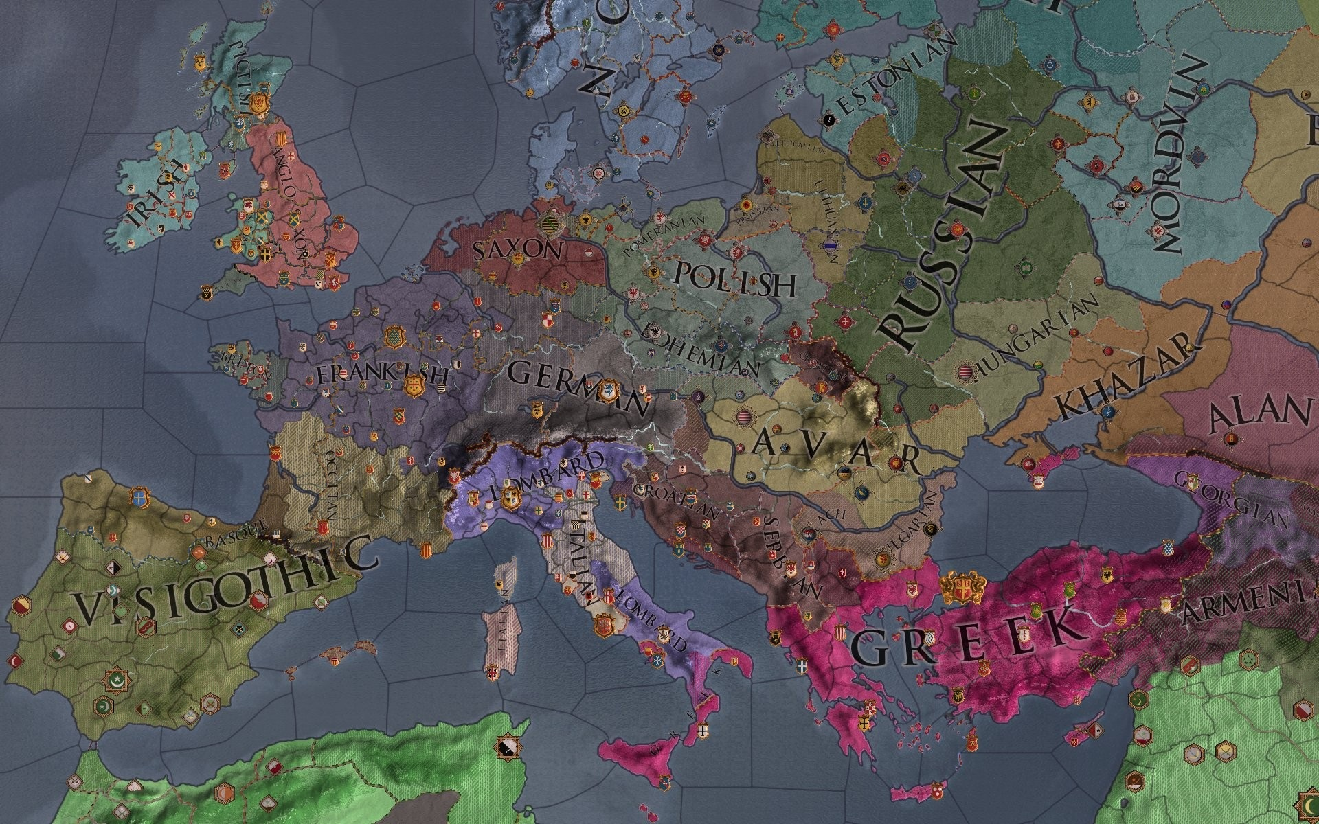 """Even a """"bad"""" game of <em>Crusader Kings 2</em> can be good if it's hilariously chaotic."""