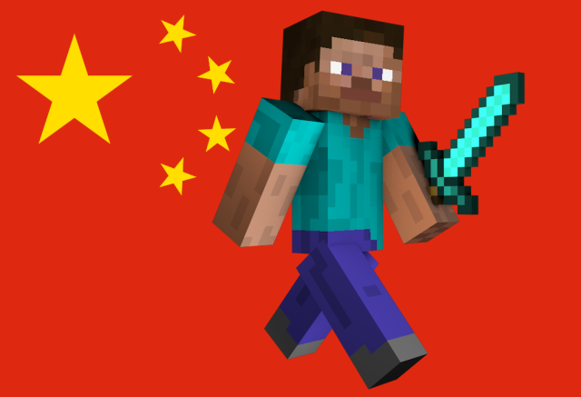 Microsoft has finally found a legal path to publishing Minecraft on Chinese PCs