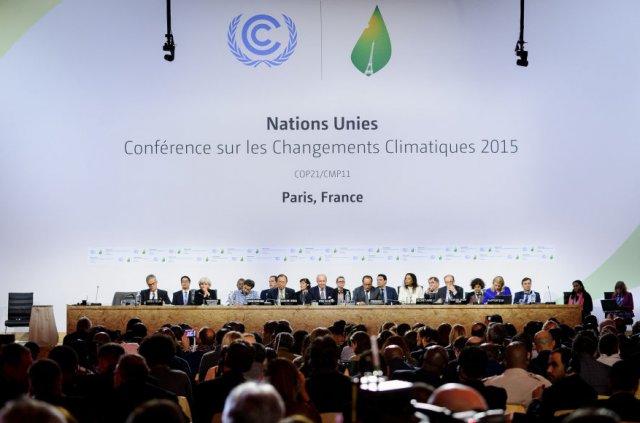 Paris climate agreement plans don't match Paris agreement goals