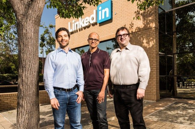 Microsoft will acquire LinkedIn for $26.2B