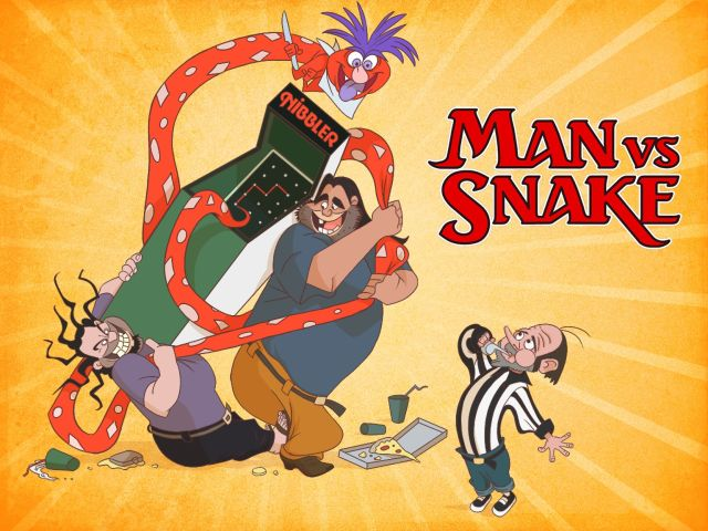 Man vs. Snake: A thrilling documentary about a boring game