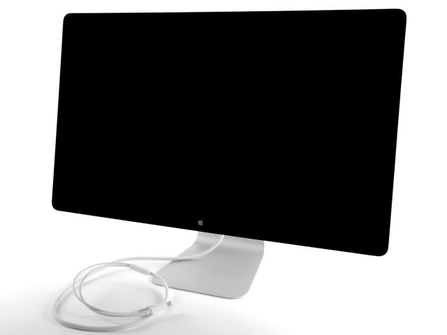Apple retires the Thunderbolt Display without announcing a replacement