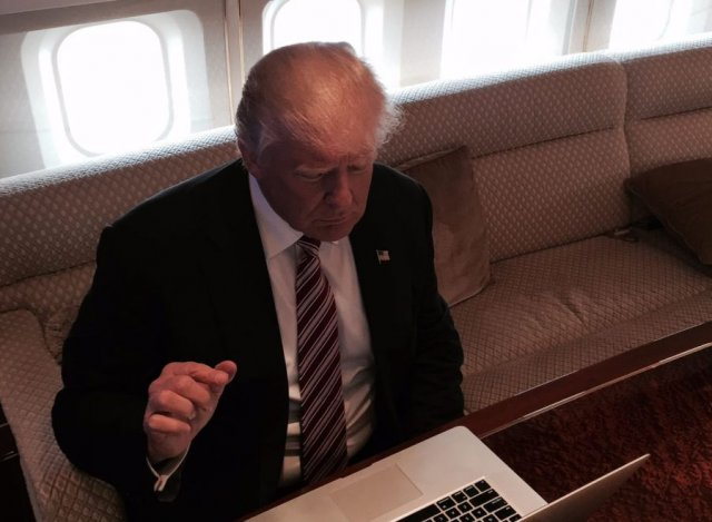 tech policy donald trump took questions during reddit says nasa wonderful