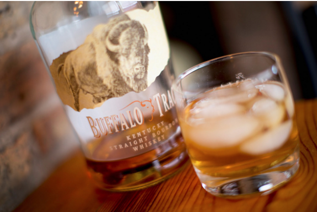Mmm, magic Buffalo Trace.