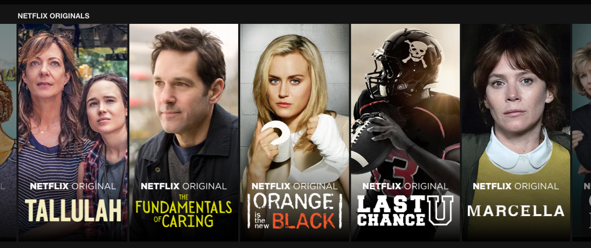 Anyone watching the non-<em>OITNB</em> options, here?