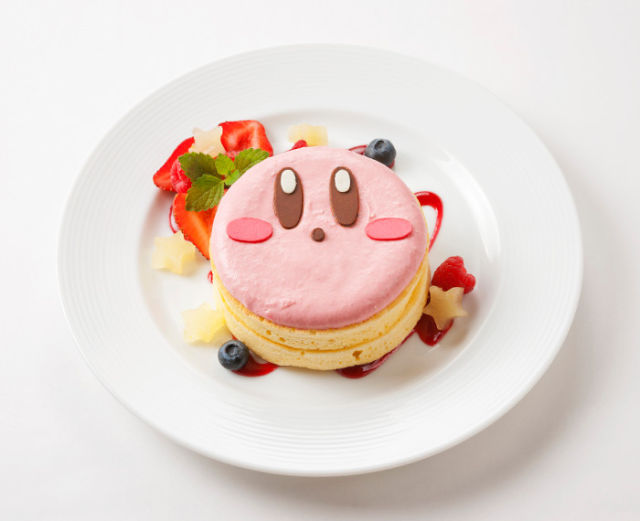 Nintendo takes on real world again, will open Kirby restaurant in August