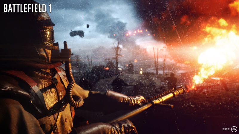 Battlefield 1 Beta Servers Go Down On First Day: Here's What Happened