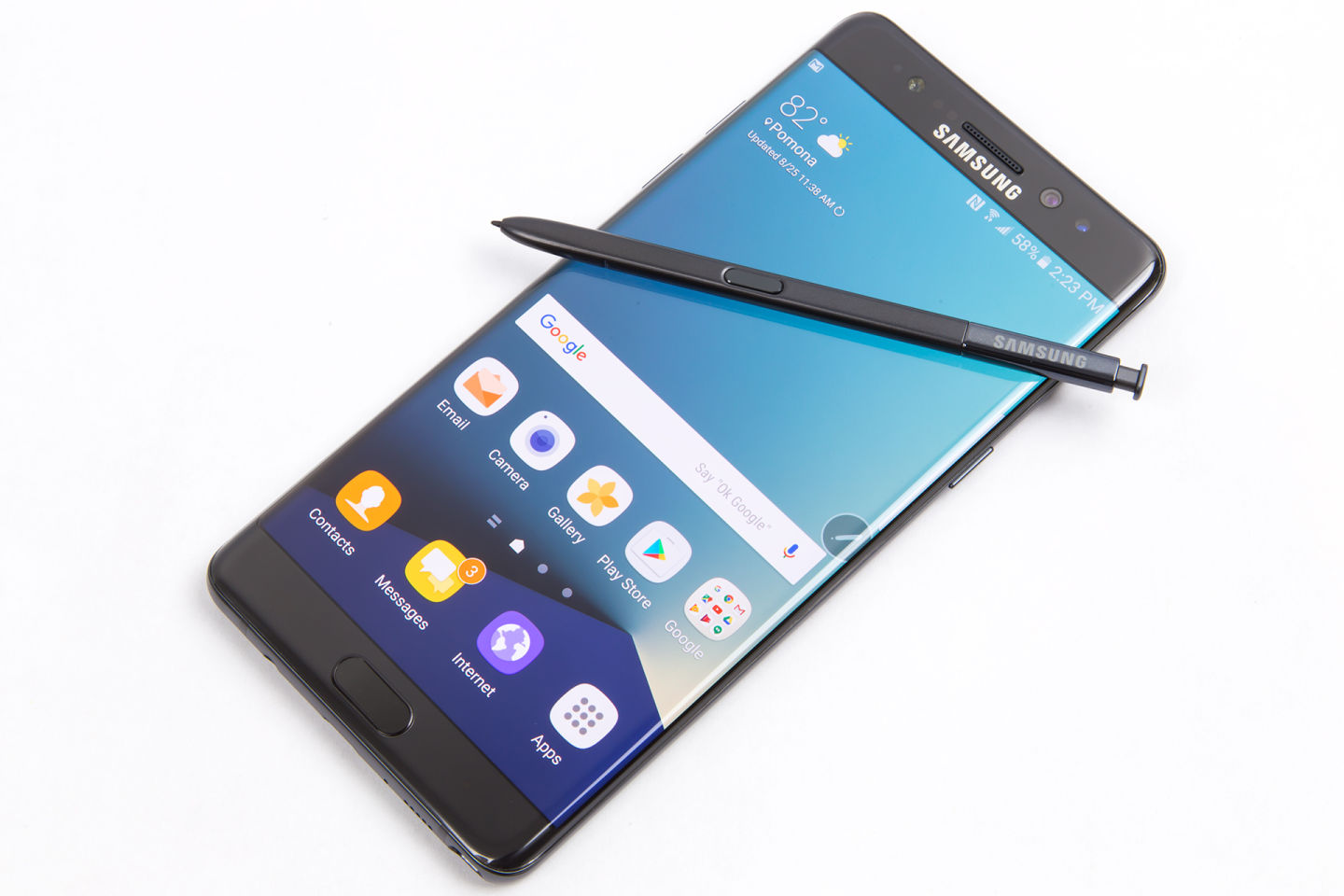 """Galaxy Note 7 review: What's the opposite of """"bang for your buck?"""""""