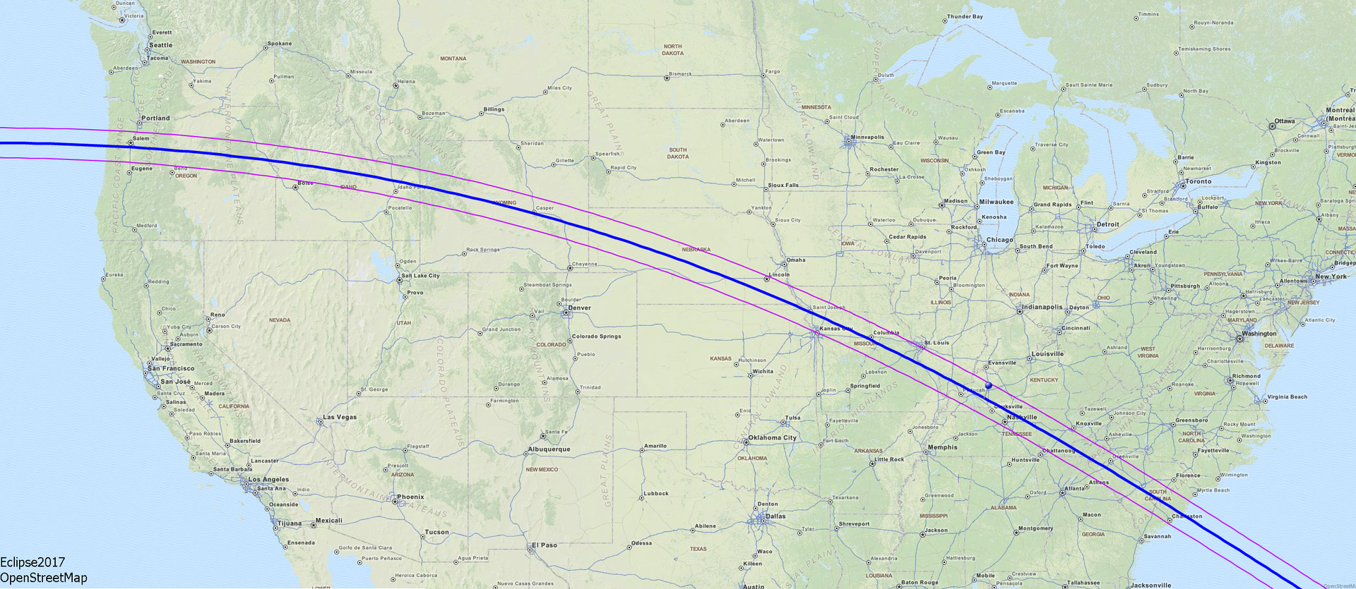 America hasn't seen a solar eclipse like this since the end of World War I | Ars Technica