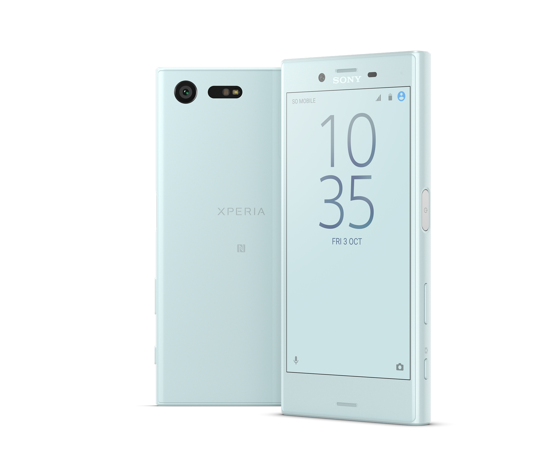 sony s xperia xz and x compact smartphones bank on photo. Black Bedroom Furniture Sets. Home Design Ideas