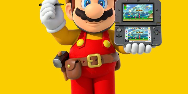 Last hurrah for the 3DS? Super Mario Maker, Pikmin releases slated | Ars Technica