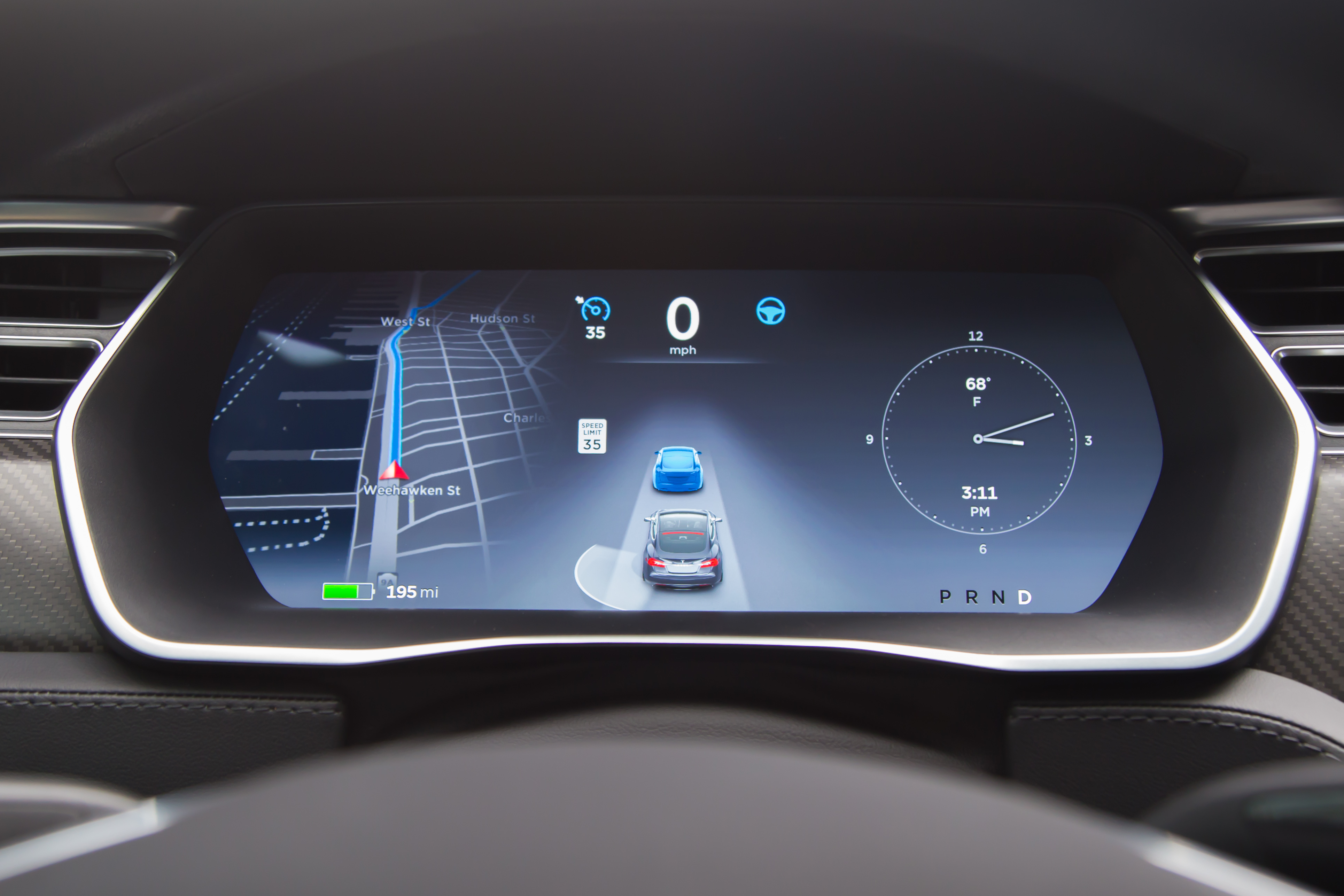 Tesla Is All About Autopilot And Radar In Firmware 8 Ars