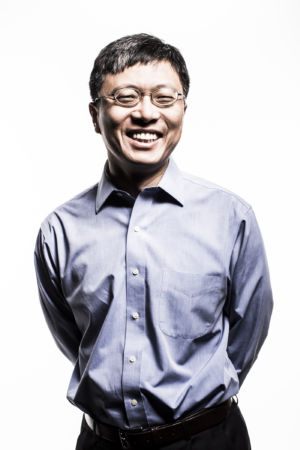 Harry Shum, Executive Vice President, Artificial Intelligence and Research Group