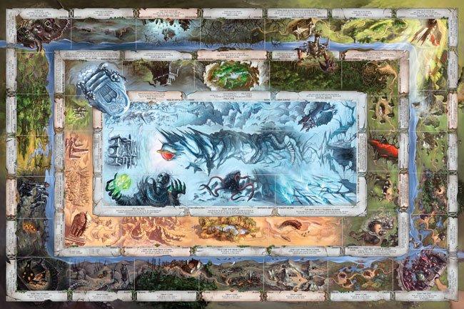 A <em>Talisman</em> expansion board.
