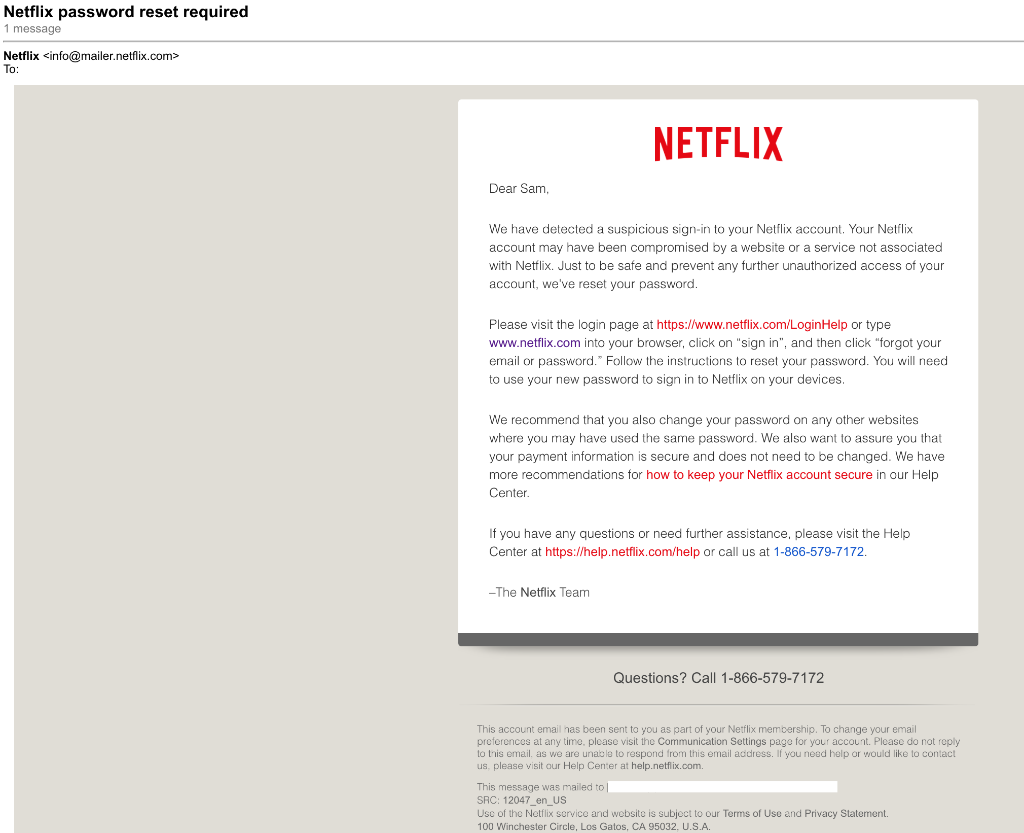In an era of password leaks, Netflix tries extreme vigilance—with ...