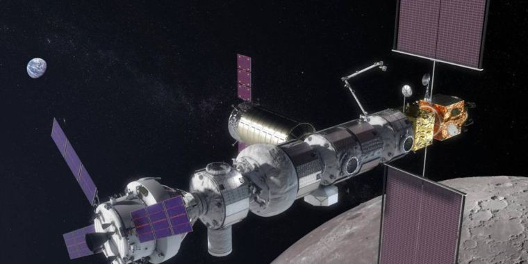 NASA says it's building a gateway to the Moon—critics say it's just a gate