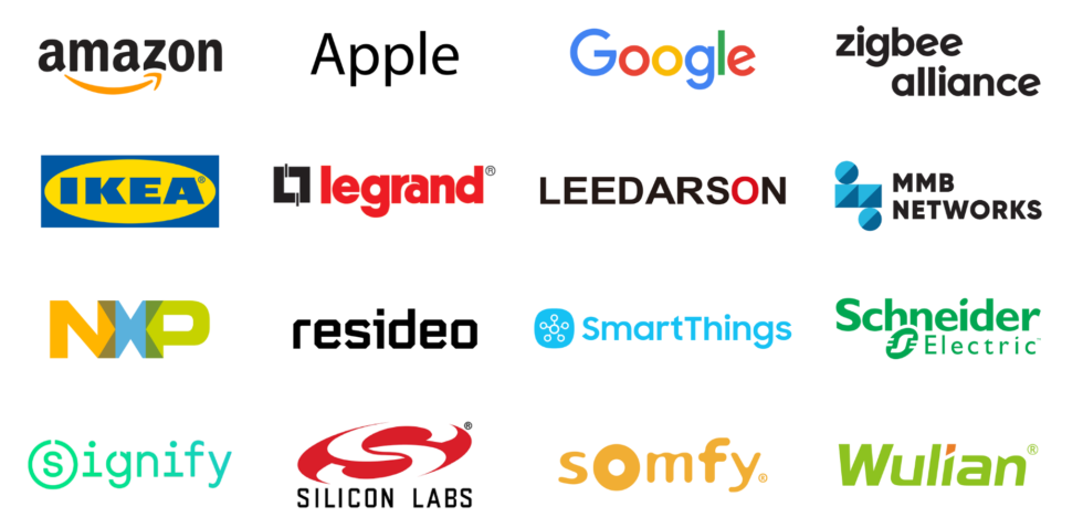 The list of participating companies.