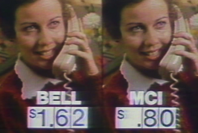 The MCI ad that knocked AT&T Long Distance on its heels.