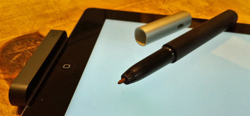 Byzero Studio Pen I and UART receiver
