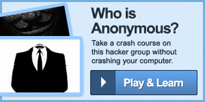 Ars Quiz: Who is Anonymous?