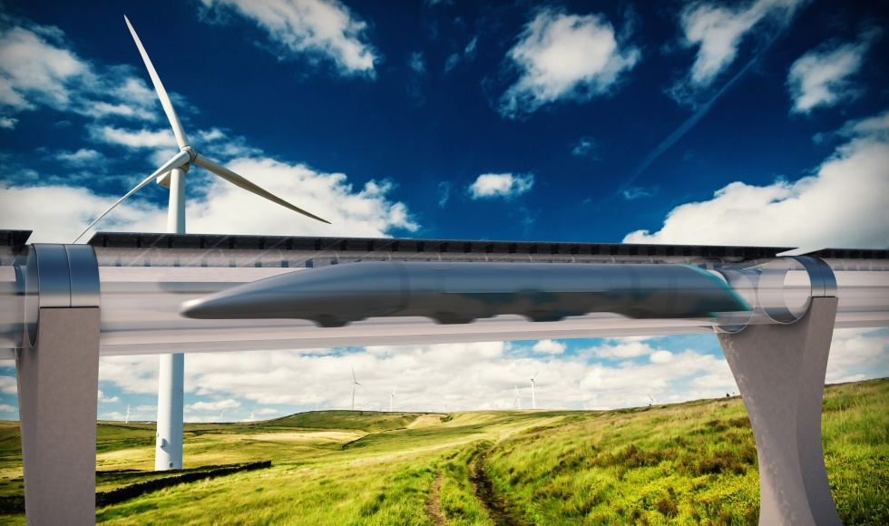 Elon Musk's Hyperloop is actually being built in California next year