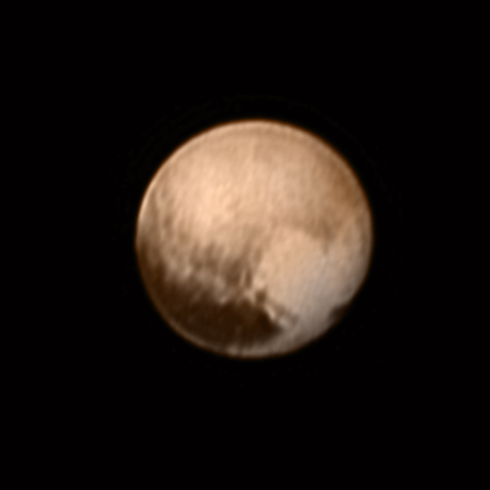 Pluto Facts & Information About the Dwarf Planet Pluto