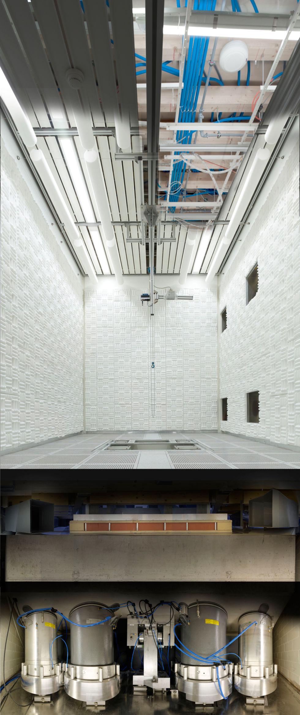 Inside the world's quietest room | Ars Technica