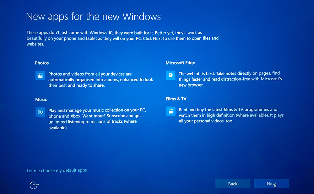 Microsoft doesn't really want you to change Windows 10's default apps.