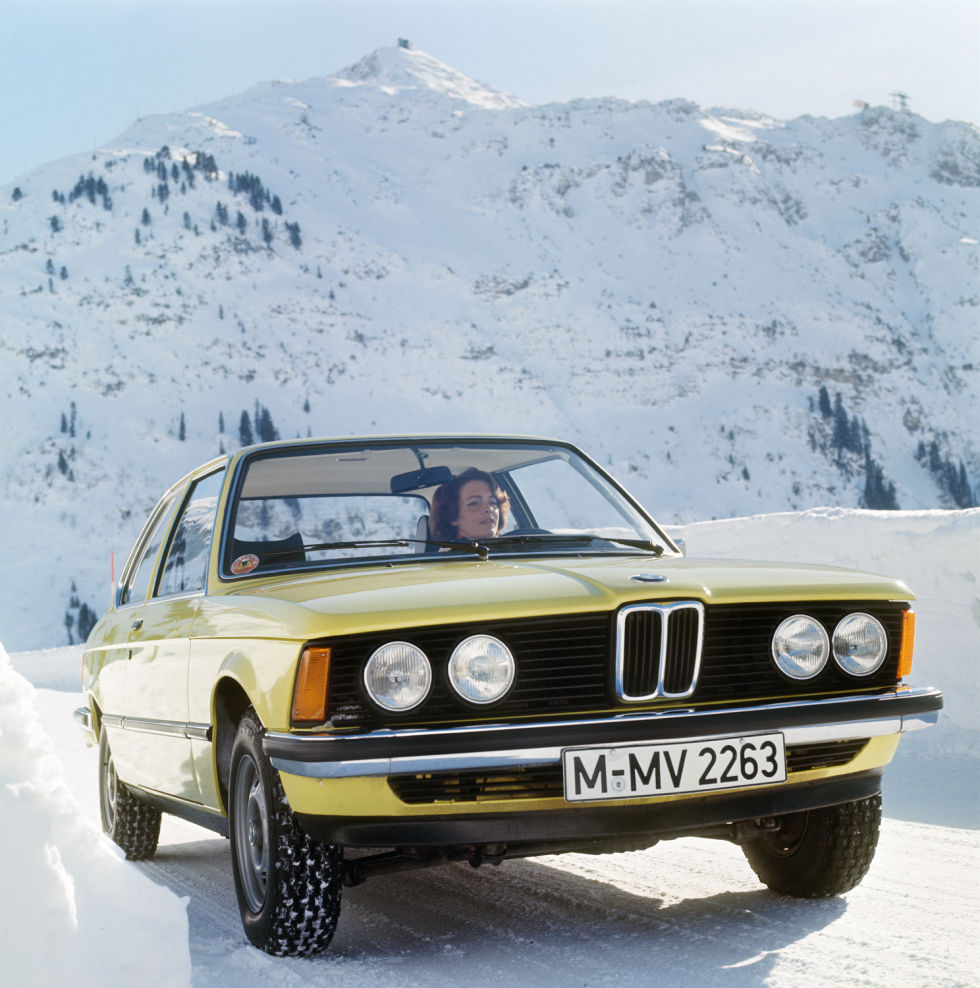 Bmw Years: BMW 3 Series: 40 Years Old, And Still The Ultimate Driving