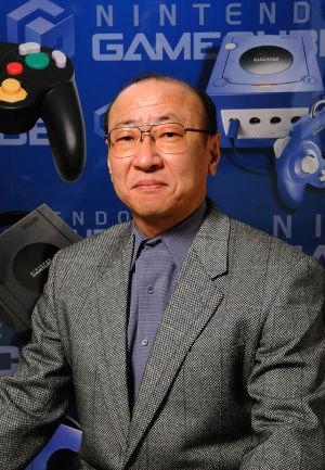 Tatsumi Kimishima takes on the role ofNintendo president.