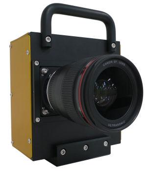 The Canon 250MP prototype camera.