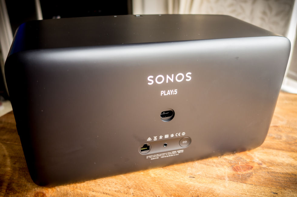 Sonos Play 5 Review The Best Sounding Wireless Speaker
