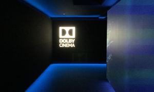 Enter the world of Dolby Cinema.