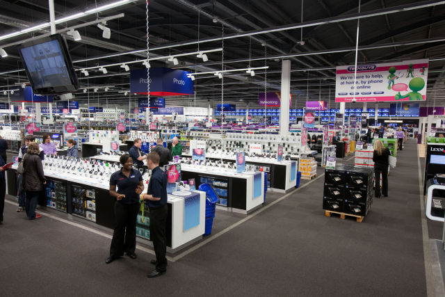Dixons Carphone To Shutter 134 Shops In Favour Of Store