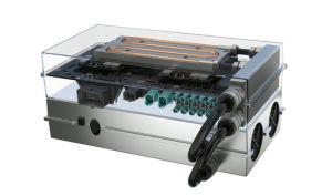 Drive PX 2 uses a custom liquid-cooling system.