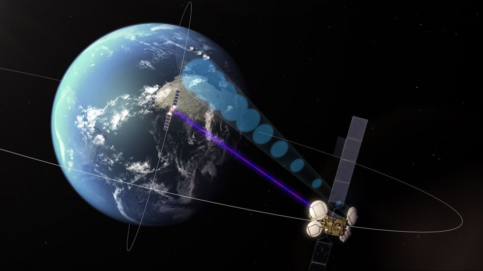 The Era Of Commercial Space Laser Communications Is About