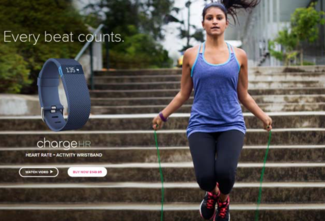 Fitbit Slapped With Lawsuit Over Faulty Heart Rate Readings